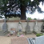 Orléans (45), cimetière des Aydes.