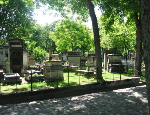 Cimetière Montmartre.