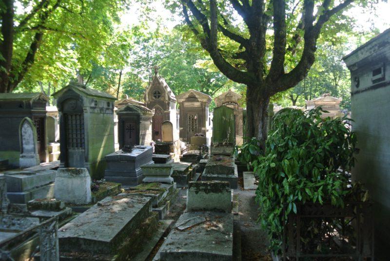 L'éternel féminin au cimetière Montmartre ! (Sans réservation mais «Pass sanitaire» désormais obligatoire).