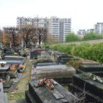Paris (75), 15è, cimetière de Grenelle.