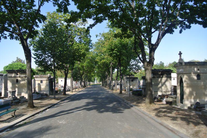 200 ans d'Histoire (et d'histoires !) au cimetière Montparnasse : de Baudelaire à Sartre, Gainsbourg et Jacques Chirac ! (Sans réservation).