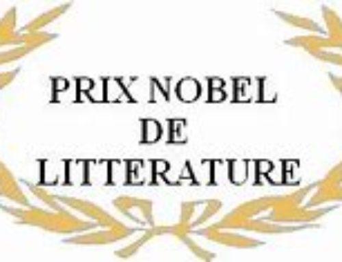 Les prix Nobel français de littérature ?