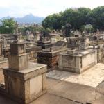 Rio de Janeiro, cimetière de la Penitencia.