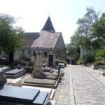 Paris (75) 20è, cimetière de Charonne.