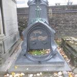 Paris (75), 20è, cimetière du Père-Lachaise : 2è division.