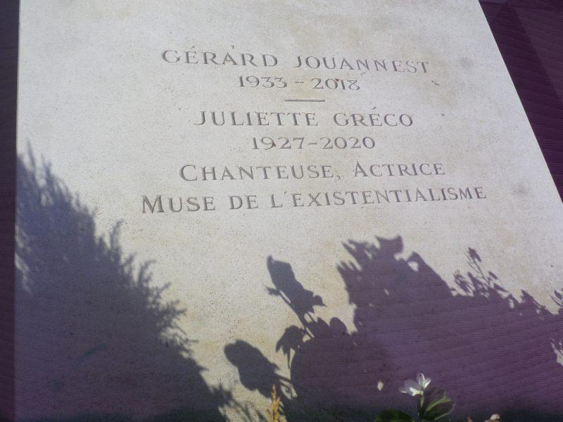 Le cimetière Montparnasse enchanté : plus d'un siècle de mélodies, de refrains et de ritournelles ! (Sans réservation mais «Pass sanitaire» désormais obligatoire).