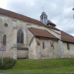 Fouchères (10), église Notre-Dame-de-la-Nativité.