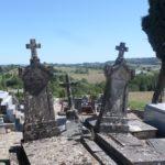 Montpezat-de-Quercy (82), cimetière.
