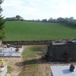 Labastide-Murat (46), cimetière de Goudou.