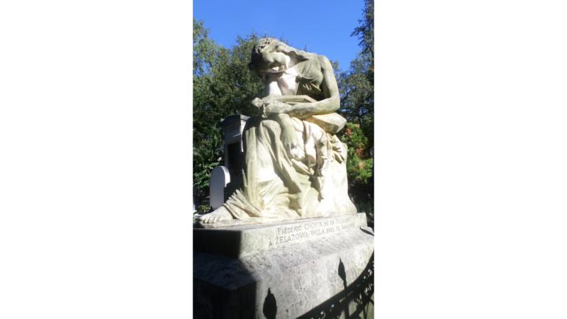 Tombes célèbres du Père-Lachaise ! (Sans réservation).