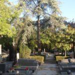 Paris (75), 20è, cimetière du Père-Lachaise : 88è division.