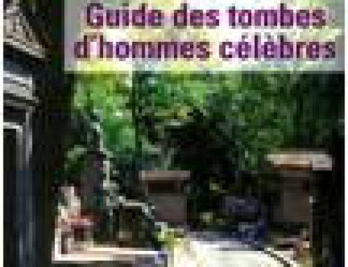 Guide des tombes d'hommes célèbres (2003)