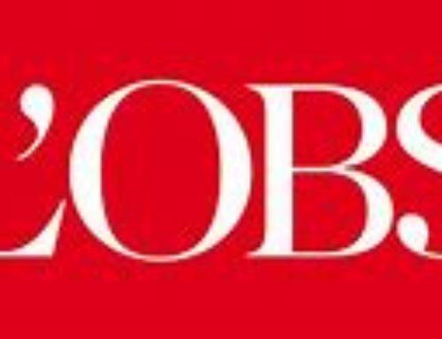 Article de «L'OBS» à découvrir !