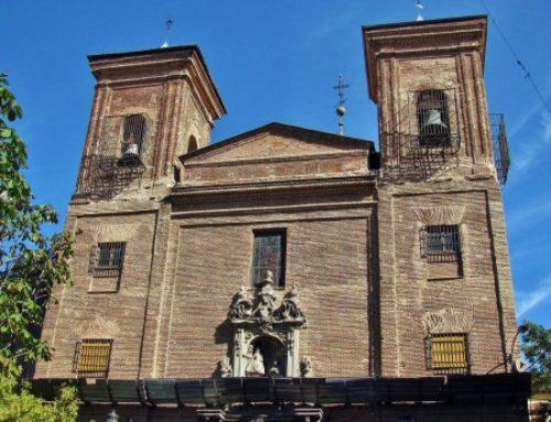 Madrid, église Saint-Martin-de-Tours (iglesia San Martín de Tours).