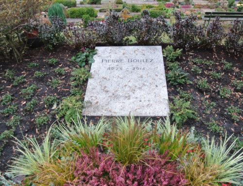 5 janvier 2017 : Hermétique Pierre Boulez.