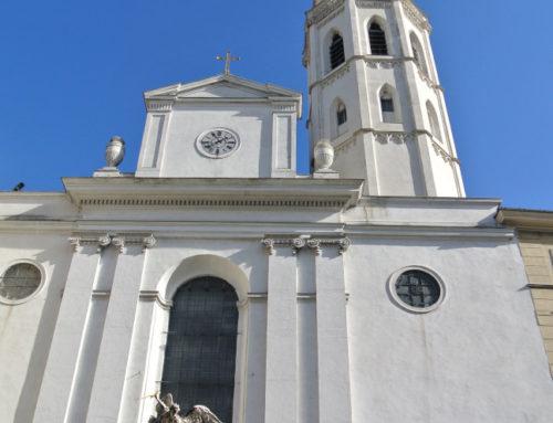 Vienne, église Saint-Michel (Michaelerkirche).