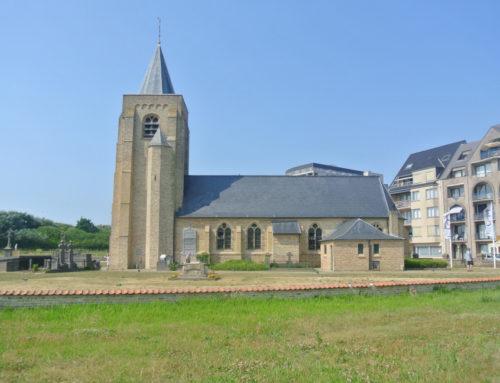 Ostende, cimetière Notre-Dame-des-Dunes de Mariakerke.