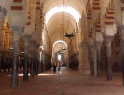 Cordoue, Mosquée-cathédrale.