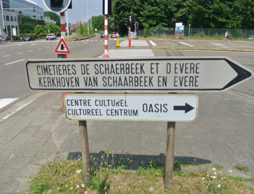 Evere, Nouveau cimetière de Schaerbeek (Nieuw kerkhof van Schaarbeek).