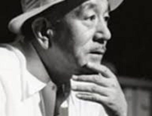 12 décembre 2019 : Où est Ozu ?