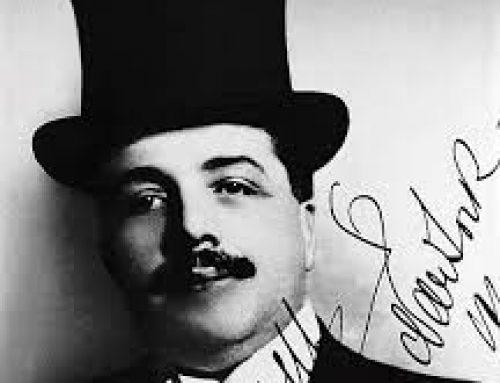 31 mars 2020 : Décor russe pour Diaghilev.