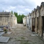 Marseille (13), cimetière de Château-Gombert.
