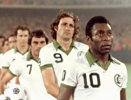 23 octobre 2015 : Giorgio Chinaglia, l'homme qui voulut recadrer Pelé.
