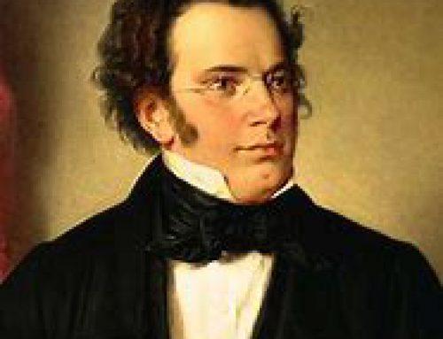 19 novembre 2020 : Franz Schubert, la mort en chantant.