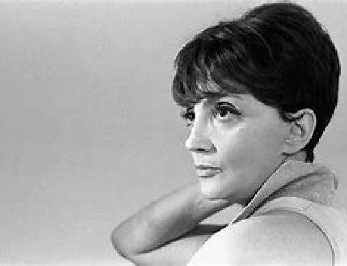 30 novembre 2020 : Denise Glaser, grande dame du petit écran.