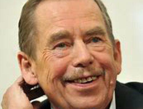 18 décembre 2020 : Václav Havel, président-philosophe, passionné, paradoxal, Pragois.