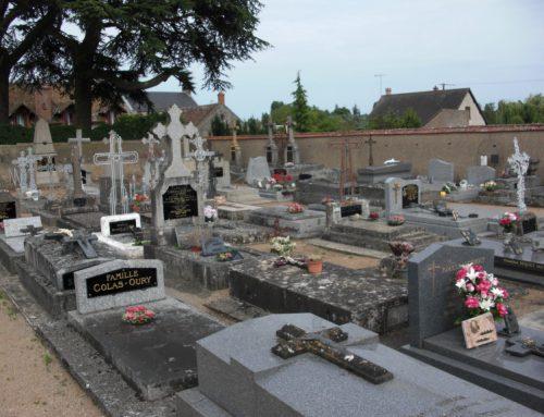 Qui repose à Muides-sur-Loire (41) ?