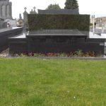 Arras Tombe de Guy Mollet
