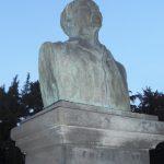 Charles Louis Philippe au cimetière de Cérilly