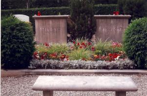Tombe de Charlie Chaplin