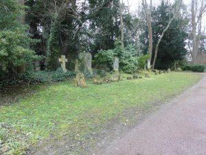 Un paysage funéraire extraordinairement préservé.
