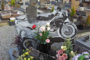 La moto de Saint-Hymer