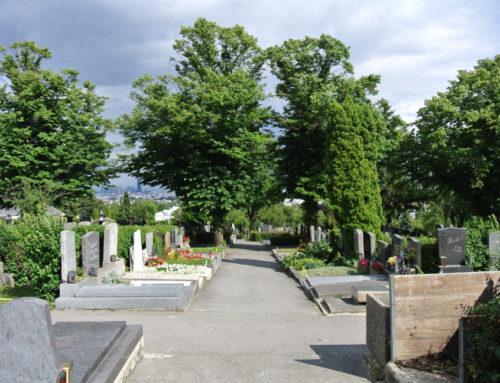 Vienne, cimetière de Sievering (Sieveringer Friedhof).
