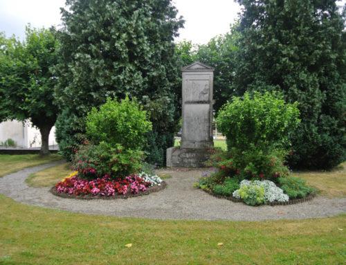 Marigny, square Jacques Bainville (50).