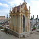 La Ciotat (13), cimetière Sainte-Croix.