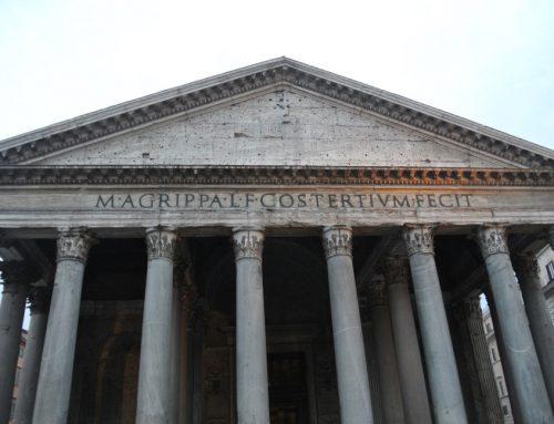 Rome, Panthéon.