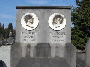 Félix et Paul Bouré
