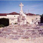 La croix hosannière de Ligné