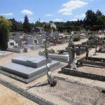Le cimetière d Yvoy-le-Marron