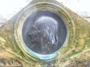 Le médaillon de Leharivel-Durocher