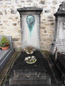Le statuaire Léon Gusse