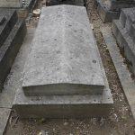 Pierre tombale de Léon Deubel