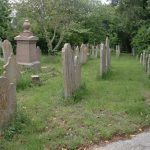 Saint Helier Green street cemetery